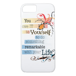 Remarkable Life iPhone 8/7 Case