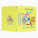 Remarkable Recipes Binders