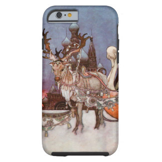 Remarkable Reindeer Tough iPhone 6 Case