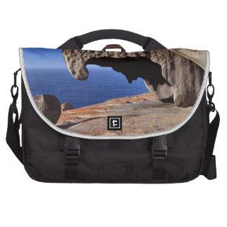 Remarkable Rocks, Kangaroo Island,South Australia Laptop Messenger Bag