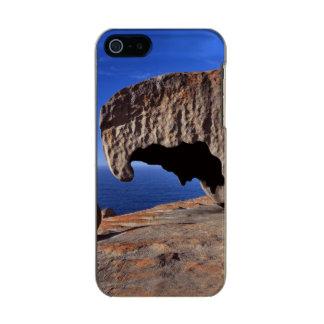 Remarkable Rocks, Kangaroo Island,South Australia Metallic iPhone SE/5/5s Case