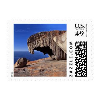Remarkable Rocks, Kangaroo Island,South Australia Stamp