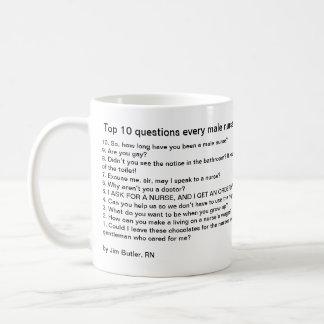 Remate 10 preguntas que cada enfermera de sexo taza de café