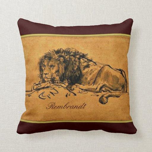 Rembrandt American MoJo Pillow
