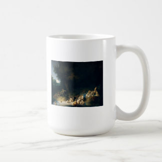 Rembrandt Art Painting Diana Bathing Coffee Mug