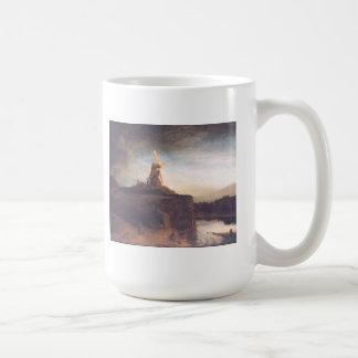 Rembrandt Art Painting Mug