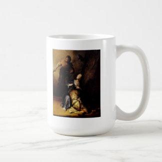 Rembrandt Art Painting Samson Coffee Mug