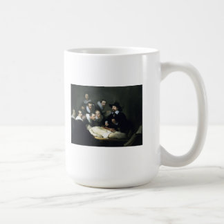 Rembrandt Art Painting The Anatomy Lesson Mugs