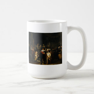 Rembrandt Art Painting The Nightwatch Coffee Mug
