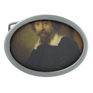 Rembrandt- Dr Ephraim Bueno, Physician and Writer Belt Buckles