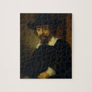 Rembrandt- Dr Ephraim Bueno, Physician and Writer Puzzle