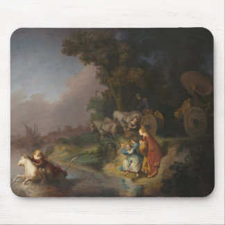 Rembrandt Europa Mouse Pad