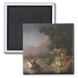 Rembrandt Europa Refrigerator Magnet