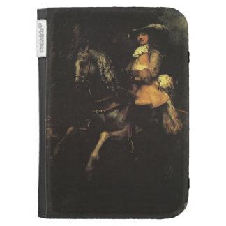 Rembrandt Frederick Rihel on Horseback Kindle 3G Covers