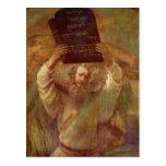 Rembrandt Harmensz. guarida Gesetze del mit de van Postales