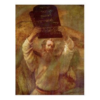 Rembrandt Harmensz. guarida Gesetze del mit de van Postal