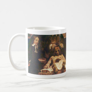Rembrandt Harmenszoon van Rijn - Anatomical lectur Coffee Mug