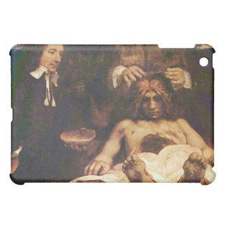 Rembrandt Harmenszoon van Rijn - Anatomical lectur iPad Mini Cover