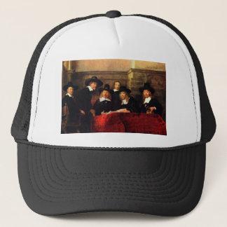 Rembrandt Harmenszoon van Rijn - Portrait of Chair Trucker Hat