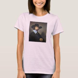 Rembrandt Harmenszoon van Rijn - Portrait of the p T-Shirt