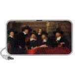 Rembrandt Harmenszoon van Rijn - retrato de la sil iPod Altavoz