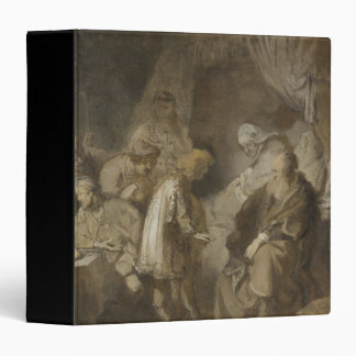 Rembrandt, Joseph telling his dreams Binder