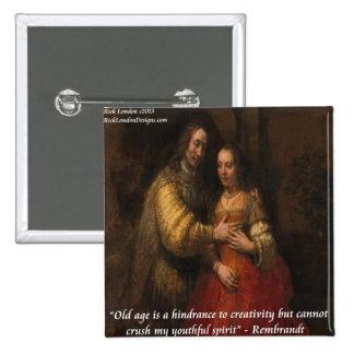 """Rembrandt """"la novia judía"""" y cita de la edad avanz pins"""