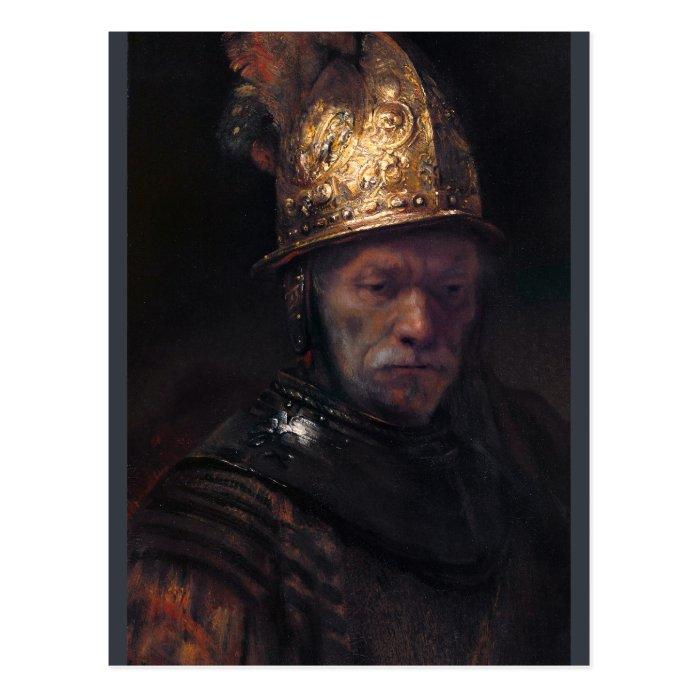 Rembrandt Man with the golden helmet CC0736