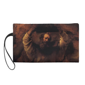 Rembrandt- Moses Smashing the Tablets of the Law Wristlets