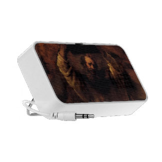 Rembrandt- Moses Smashing the Tablets of the Law Laptop Speakers