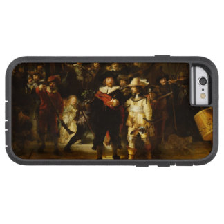 Rembrandt Night Watch Vintage Fine Art Tough Xtreme iPhone 6 Case