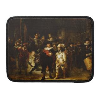 Rembrandt Nightwatch Night Watch Baroque Painting MacBook Pro Sleeves