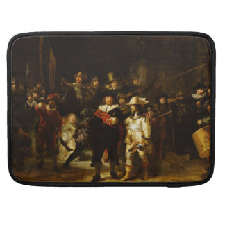 Rembrandt Nightwatch Night Watch Baroque Painting Sleeves For MacBooks