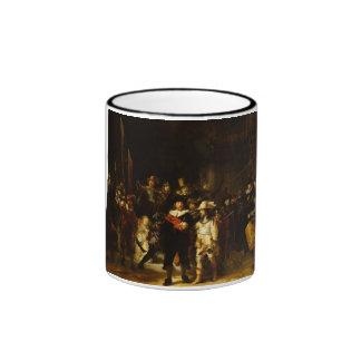 Rembrandt Nightwatch Night Watch Baroque Painting Mug