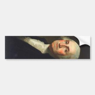 Rembrandt Peale - George Washington Pegatina Para Auto