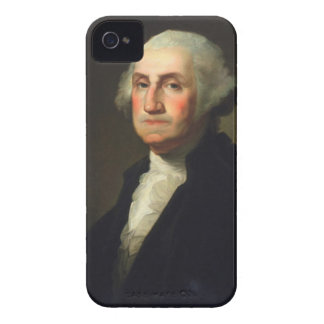 Rembrandt Peale - George Washington iPhone 4 Covers