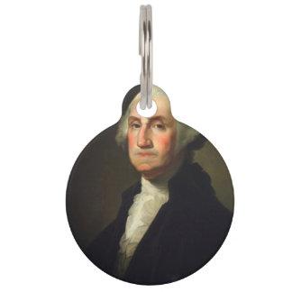 Rembrandt Peale - George Washington Placas De Mascota