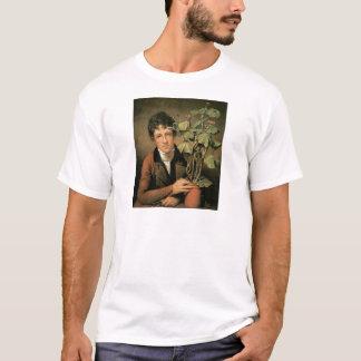 Rembrandt Peale Rubens Peale with a Geranium T-Shirt