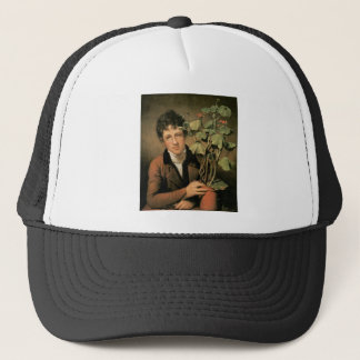 Rembrandt Peale Rubens Peale with a Geranium Trucker Hat