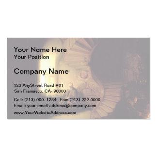 Rembrandt- Philosopher in Meditation Business Cards