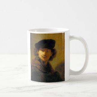 Rembrandt Self Portrait 2 Coffee Mug