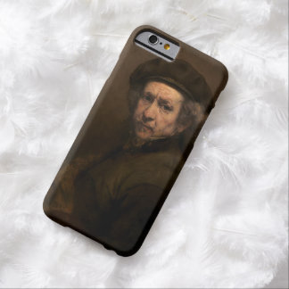 Rembrandt Self Portrait Vintage Fine Art Painting Barely There iPhone 6 Case