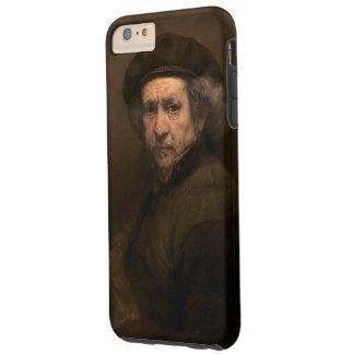 Rembrandt Self Portrait Vintage Fine Art Painting Tough iPhone 6 Plus Case
