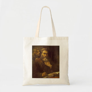 Rembrandt- St. Matthew and The Angel Bag
