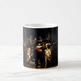 Rembrandt The Night Watch Coffee Mug