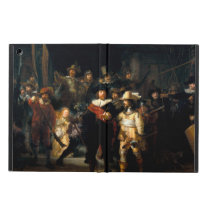 Rembrandt The Night Watch iPad case