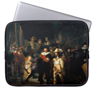 Rembrandt The Night Watch Laptop Sleeve