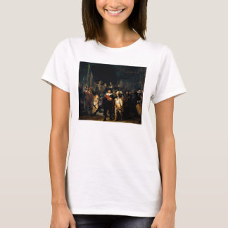 Rembrandt The Night Watch T-shirt