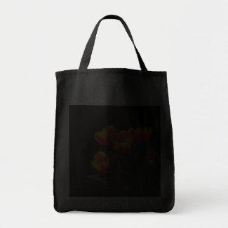 Rembrandt Tulip Organic Tote Bag bag