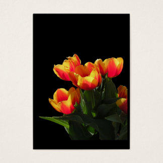 Rembrandt Tulips ATC Photo Card